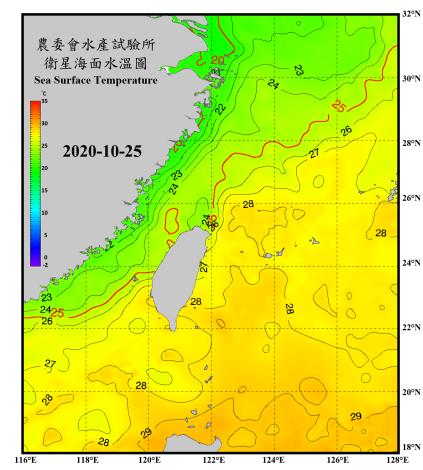 2020-10-25 G1SST nc_contour