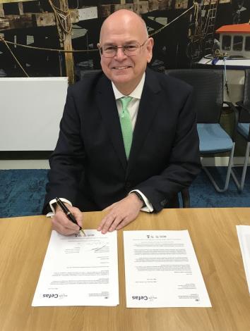 Cefas FRI LoI Signing Ceremony_19th October 2020