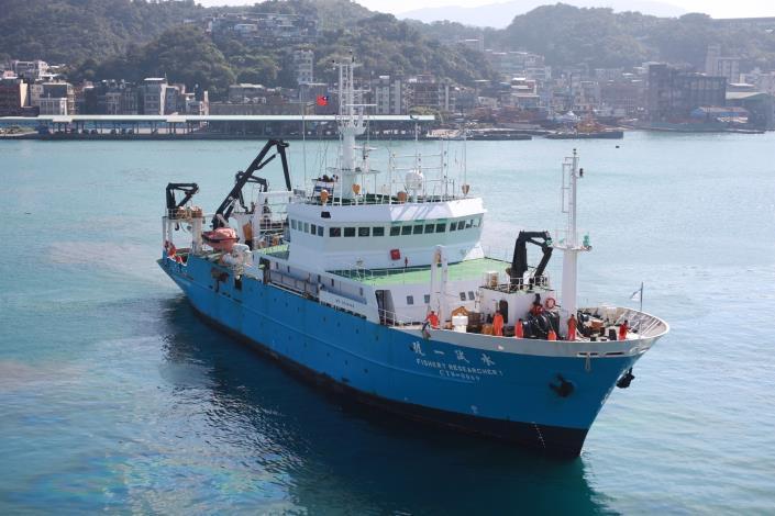 行政院農業委員會水產試驗所水試一號試驗船(1,948噸)