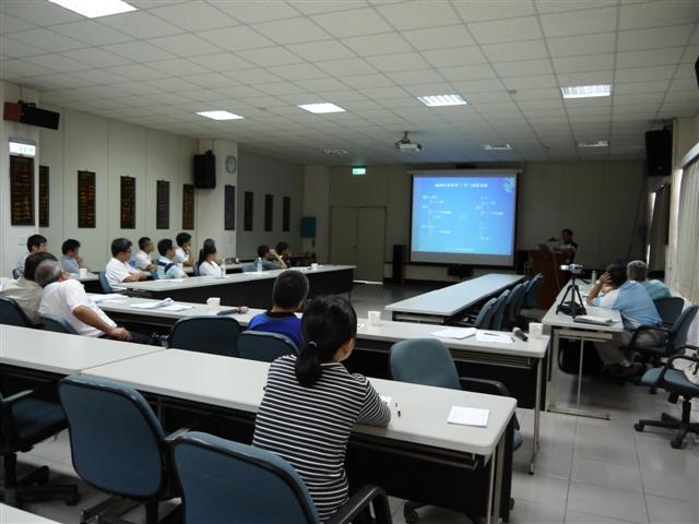 吳郭魚遺傳育種研商會議