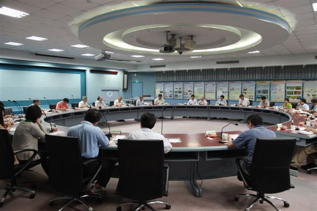 本所與海洋大學合作推動研究計畫第16次座談會