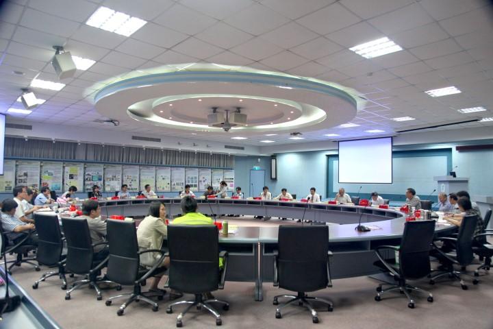 合作推動研究計畫第20次座談會
