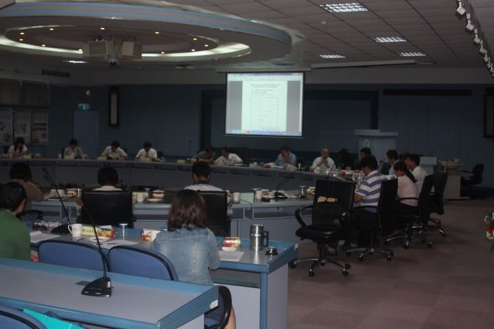 合作推動研究計畫第22次座談會
