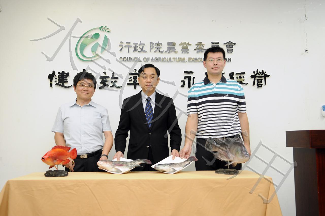 化不可能為可能-100%全雄性臺灣鯛魚苗之選育