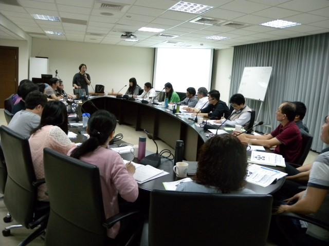 「產業科技策略規劃實務與計畫書撰寫技巧入門」研習課程