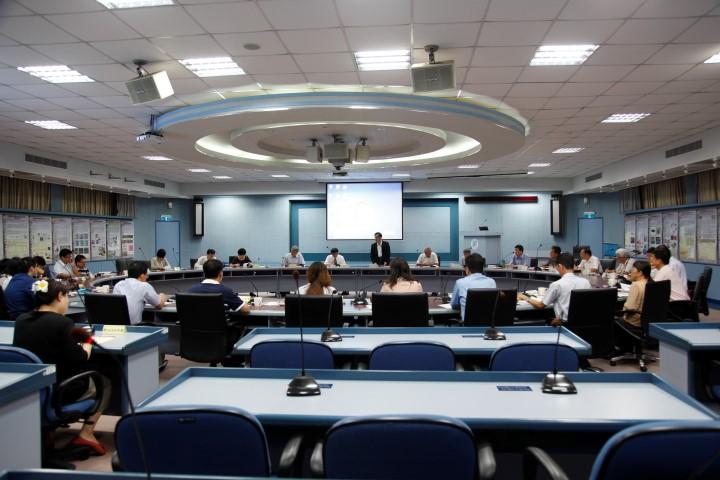 「合作推動研究計畫」第24次座談會