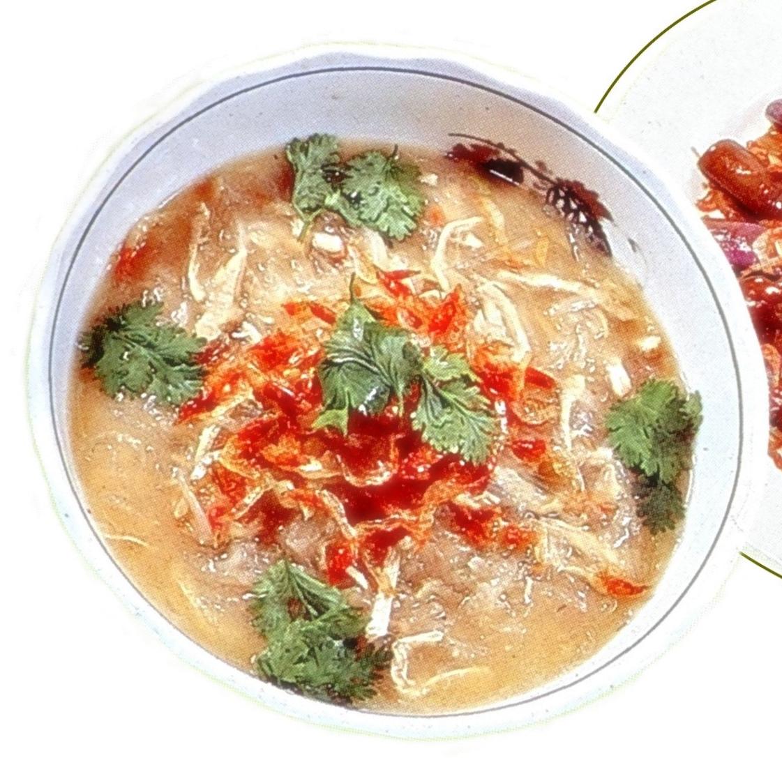 櫻蝦蘿蔔羹