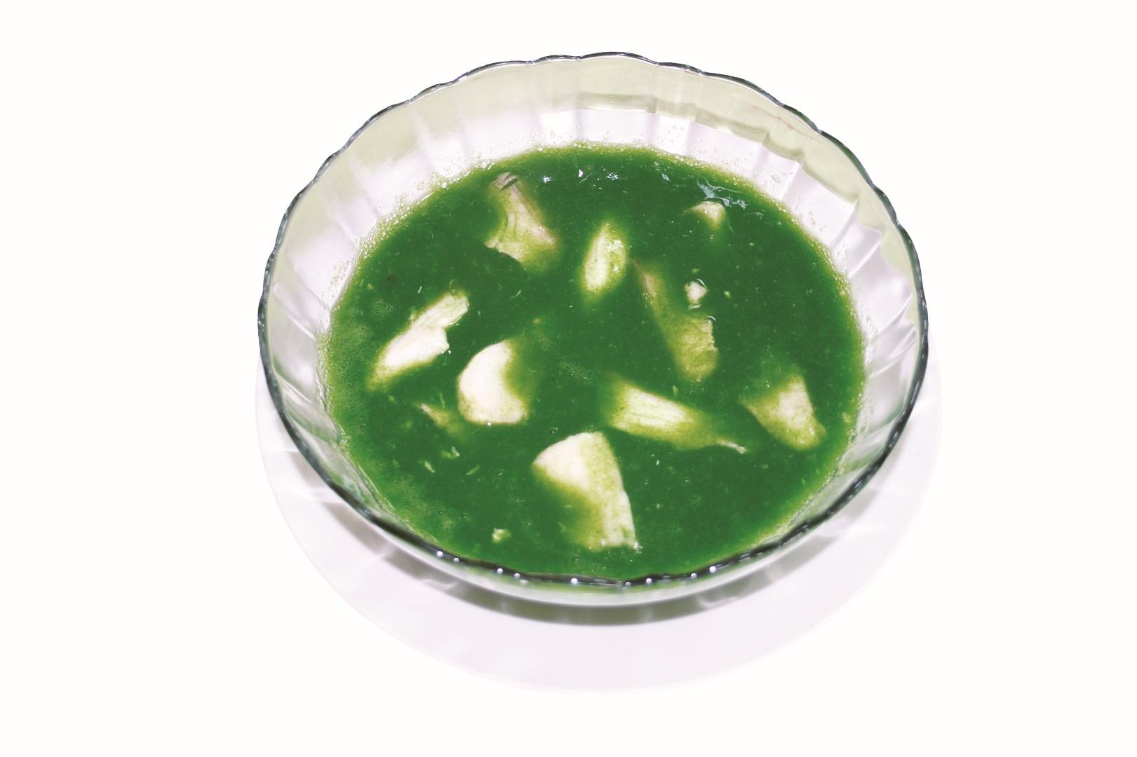 碧波魚片湯